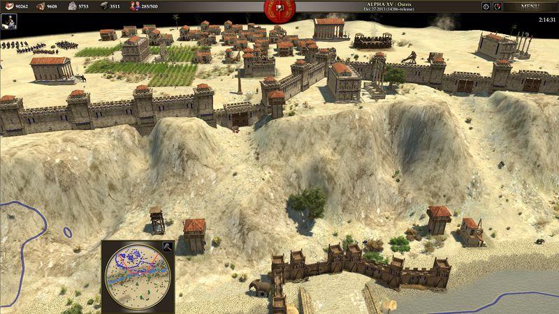 0ad — Стратегическая игра в реальном времени древней войны