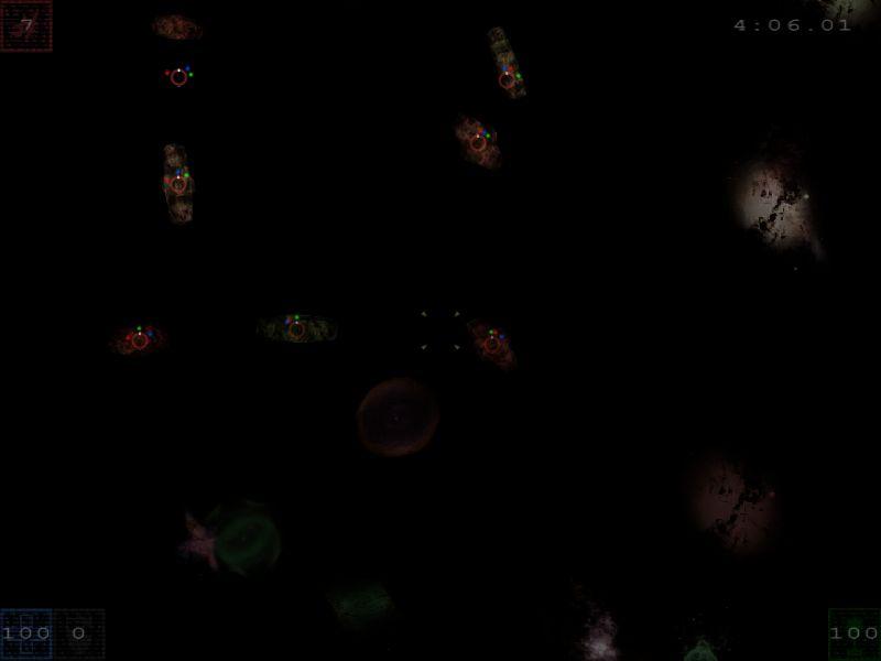 adanaxisgpl — Экшн-игра в четырех пространственных измерениях