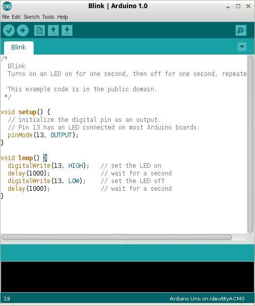 arduino — Платформа разработки AVR и встроенные библиотеки