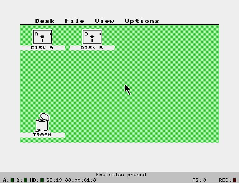 hatari — Эмулятор для компьютеров Atari ST, STE, TT и Falcon