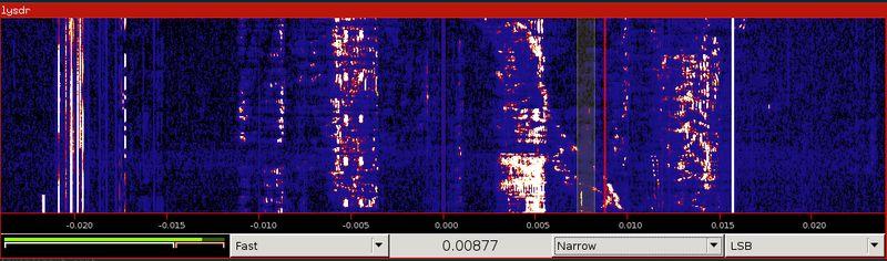 lysdr — Простое программное определение радио