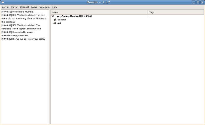 Установка mumble в Ubuntu / Linux Mint / Debian