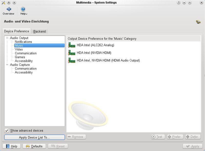phonon — мультимедийная среда из KDE с использованием Qt 4 - метапакет