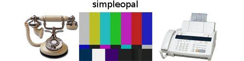 simpleopal — Простой пример из проекта OPAL