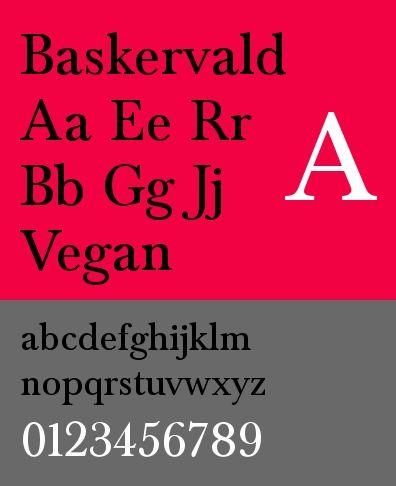 ttf-adf-baskervald — Баскервальдский шрифт от Arkandis Digital Foundry