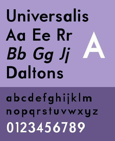 ttf-adf-universalis — Универсальный шрифт Arkandis Digital Foundry