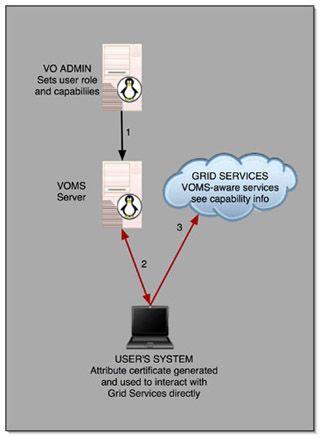 voms-server — Сервер обслуживания членства в виртуальной организации