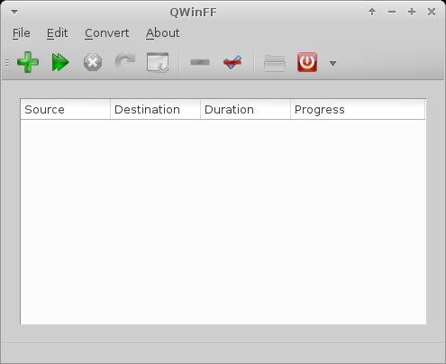 winff-qt — Вариант Qt winff