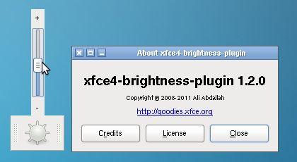 xfce4-power-manager-plugins — плагины для диспетчера Power Manager для панели Xfce