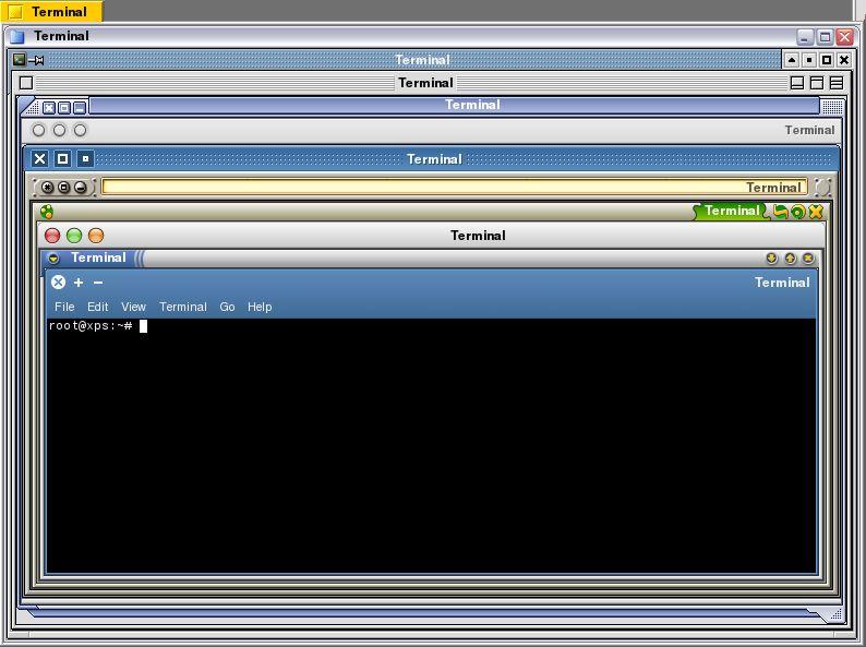 xfwm4-themes — Файлы тем для xfwm4