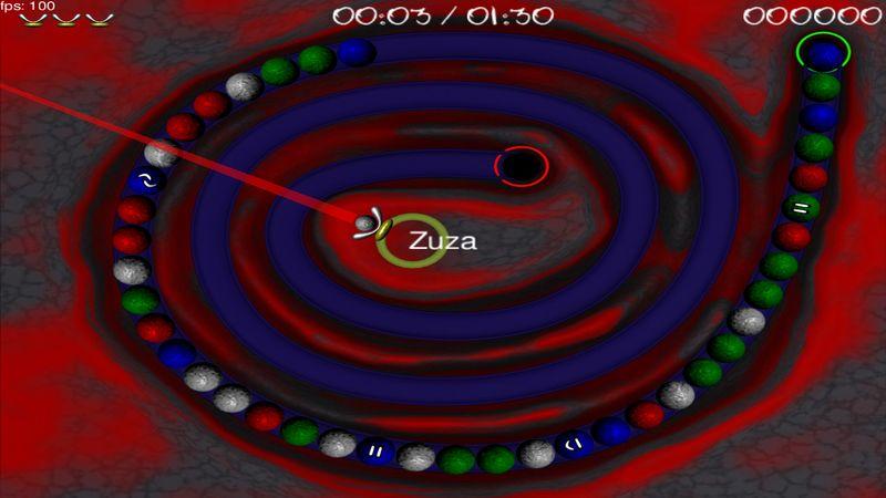 zaz — игра аркадная игра-головоломка