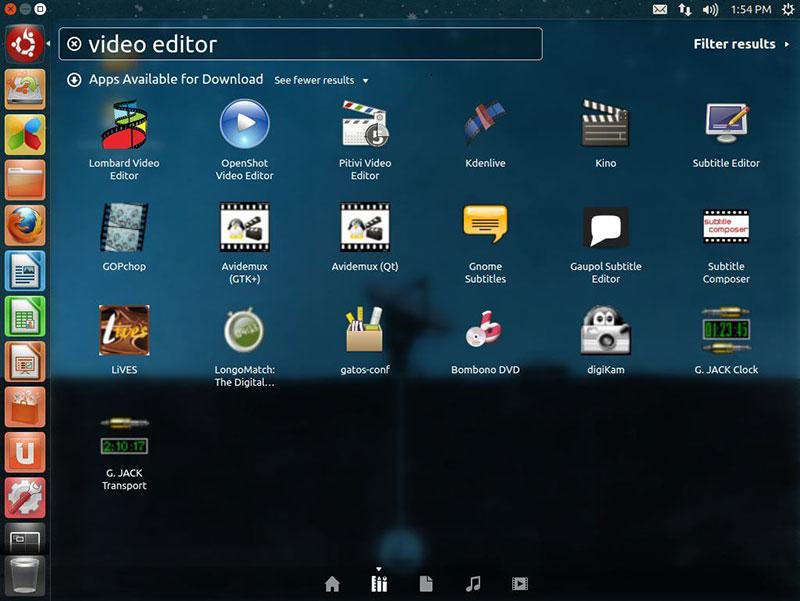 edubuntu-desktop — Рабочее окружение Ubuntu для образовательных учреждений