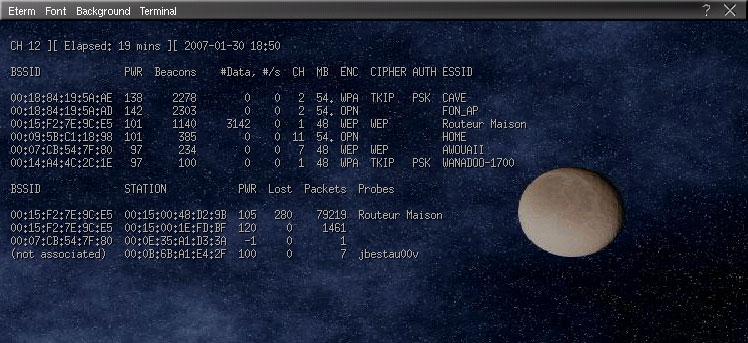 aircrack-ng — Программа диагностики WEP / WPA
